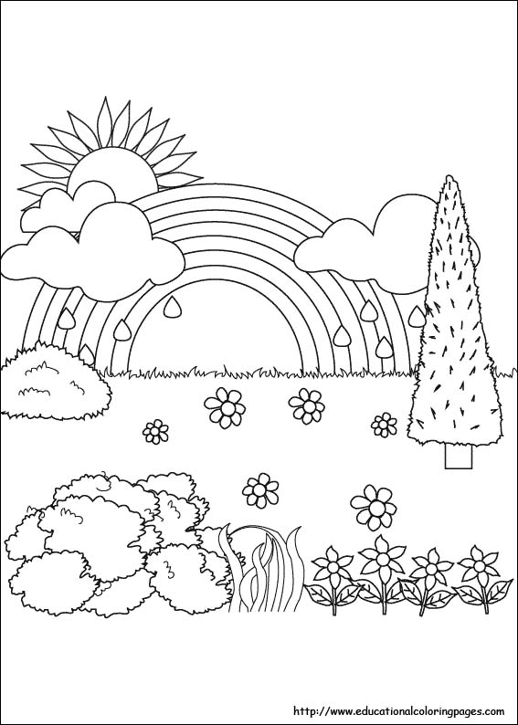 Natur coloring #12, Download drawings