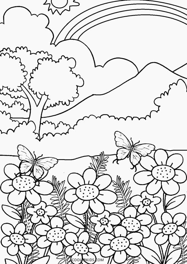 Natur coloring #17, Download drawings