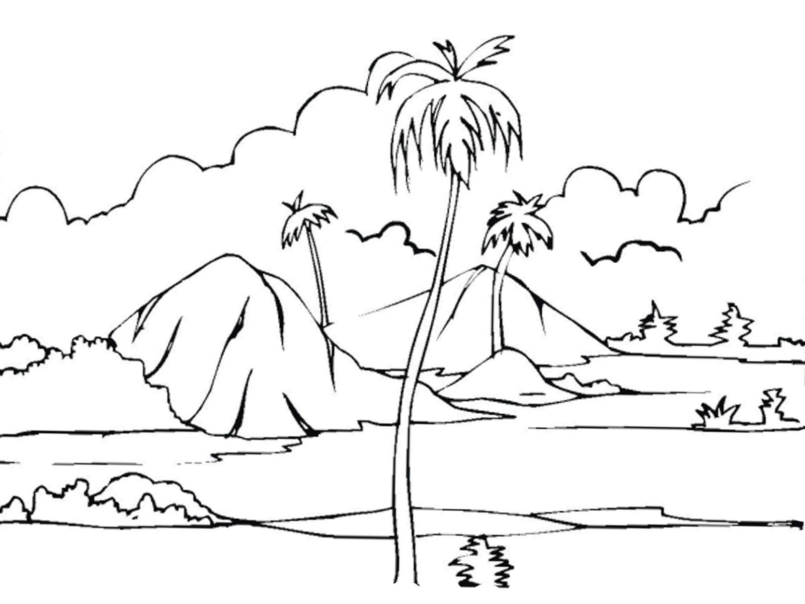 Natur coloring #16, Download drawings