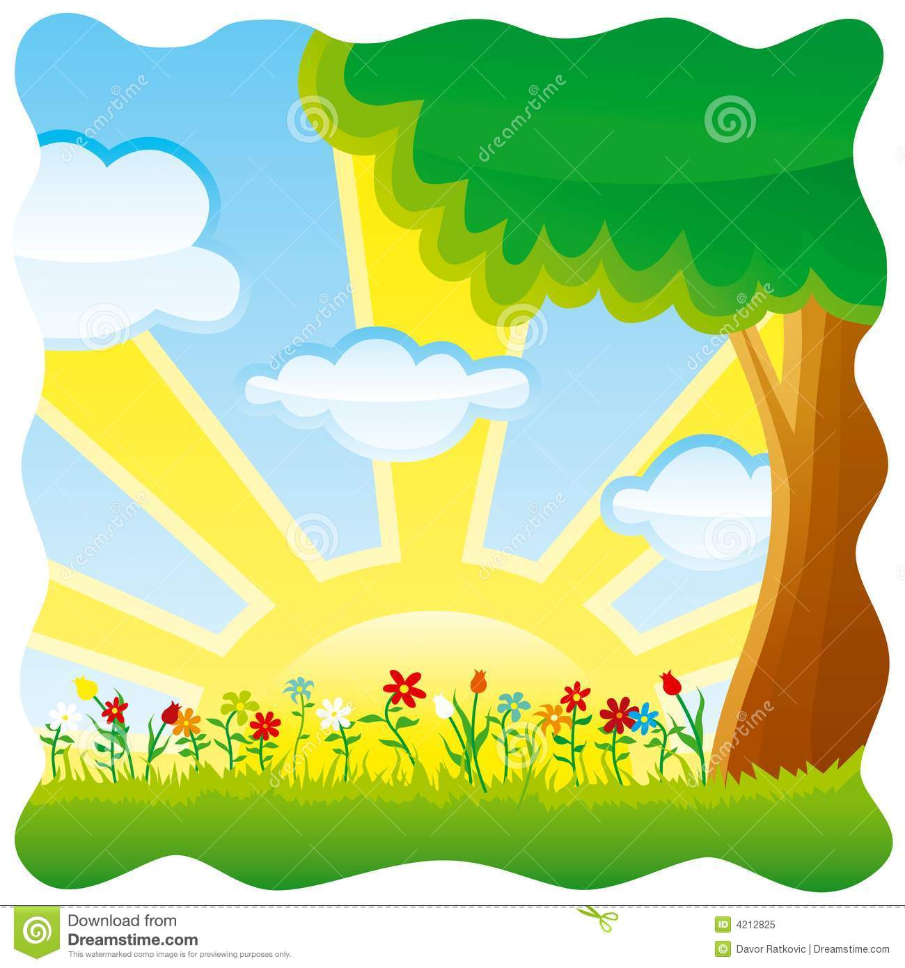 Nature clipart #10, Download drawings