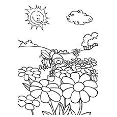 Natur coloring #4, Download drawings