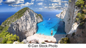 Navagio Beach clipart #11, Download drawings