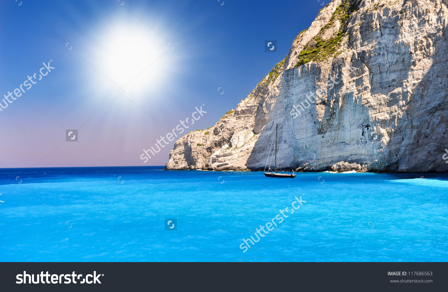 Navagio Beach clipart #5, Download drawings