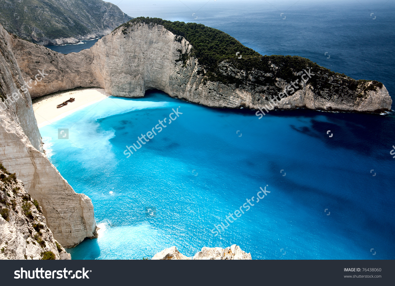 Navagio Beach clipart #1, Download drawings