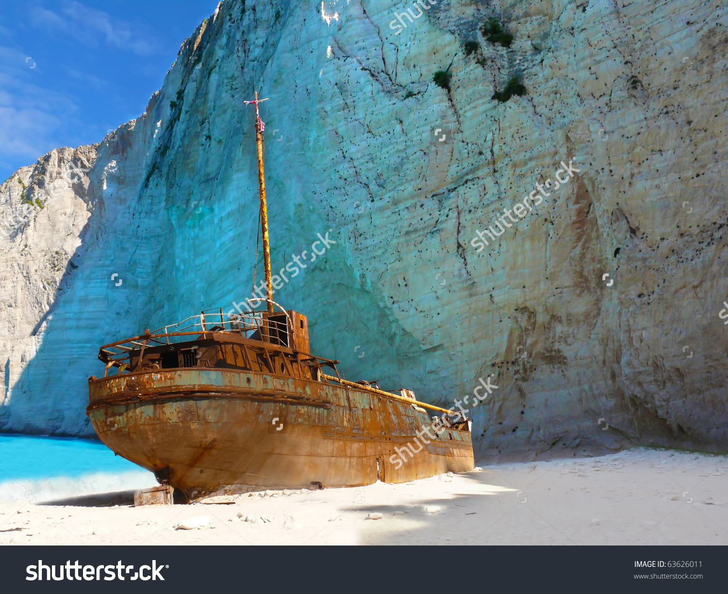 Navagio Beach clipart #4, Download drawings
