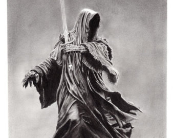 Nazgul clipart #7, Download drawings