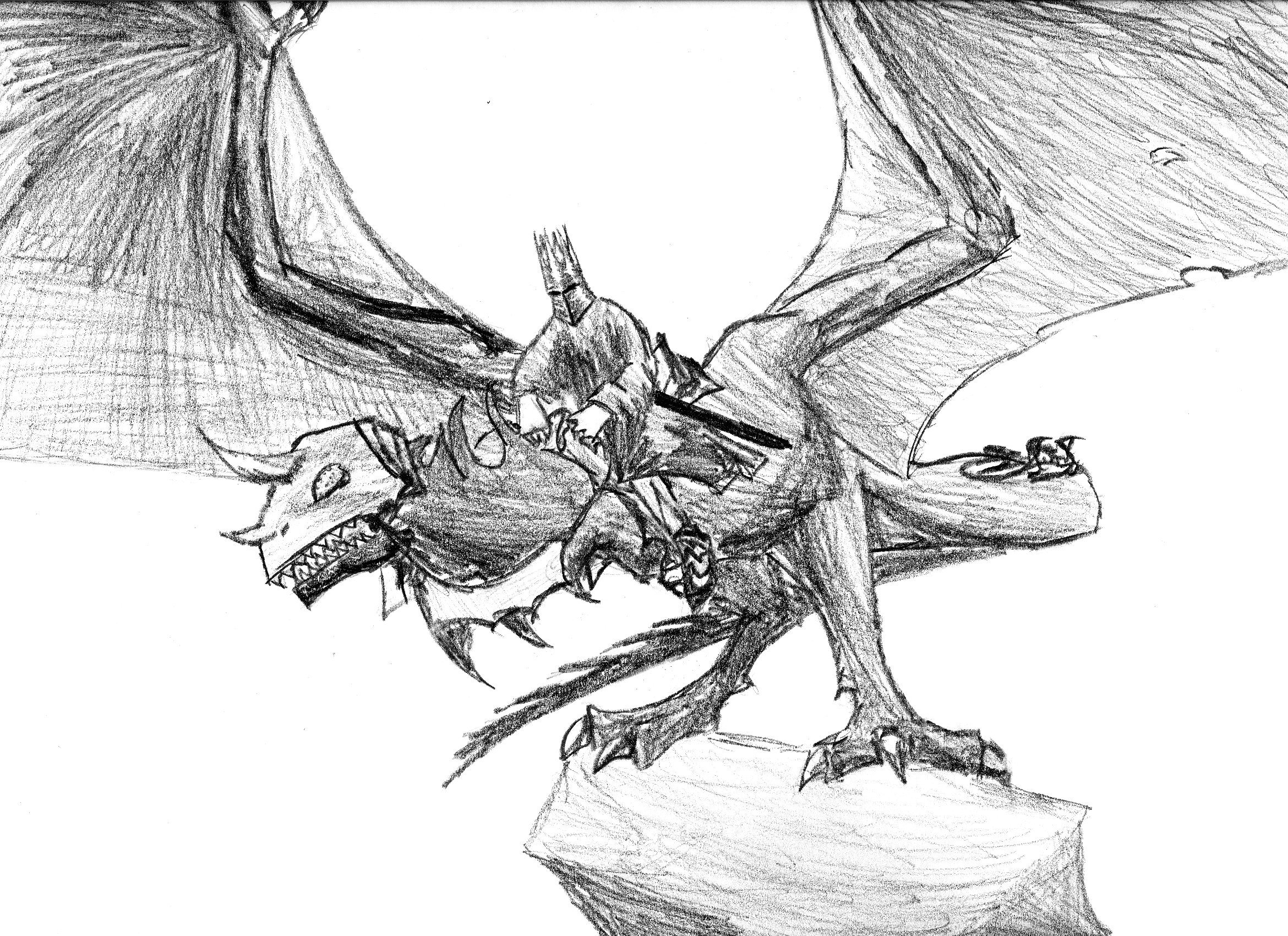 Nazgul clipart #20, Download drawings