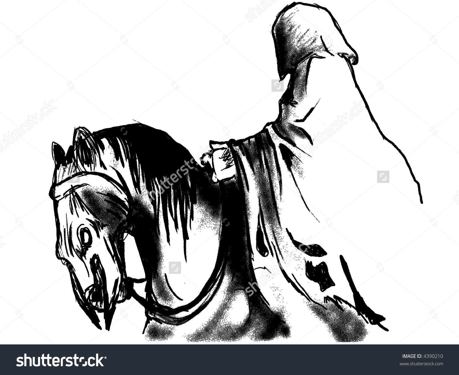 Nazgul clipart #5, Download drawings