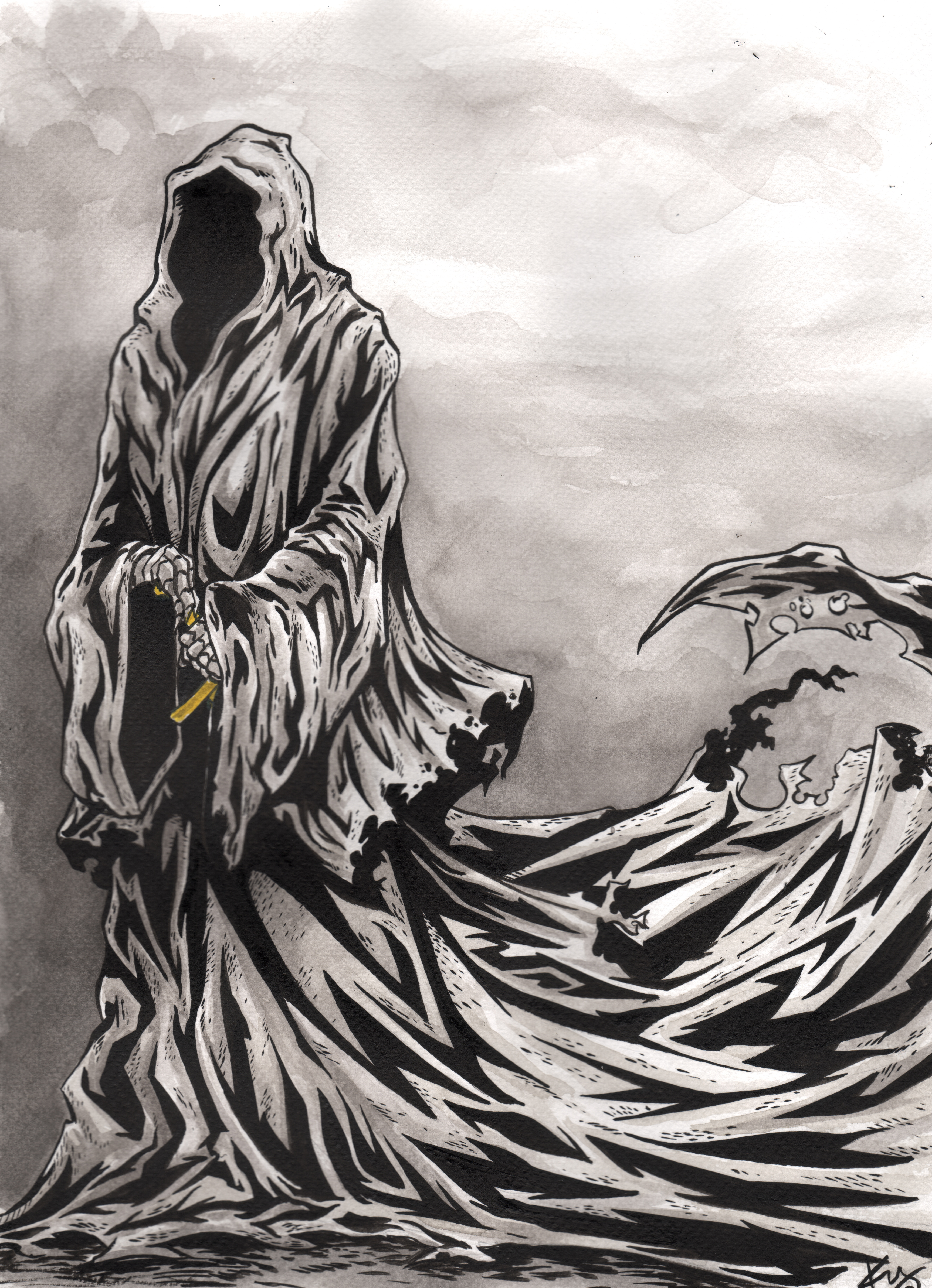 Nazgul clipart #18, Download drawings