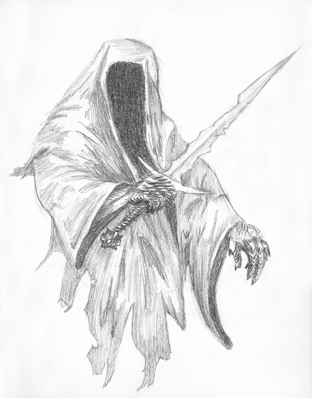 Nazgul coloring #18, Download drawings