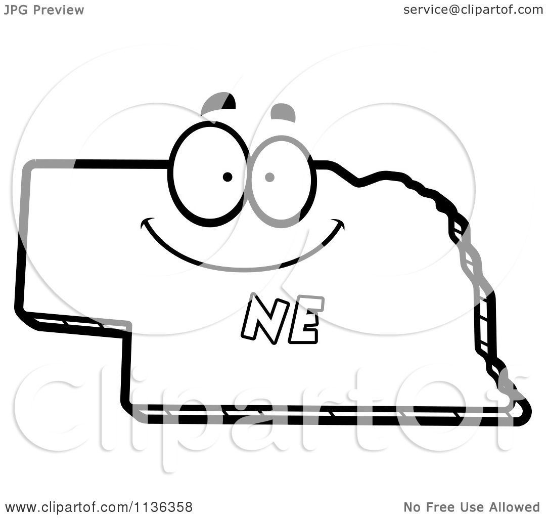 Nebraska clipart #1, Download drawings