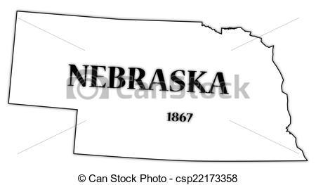 Nebraska clipart #2, Download drawings
