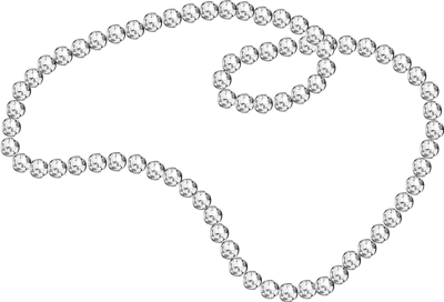 Necklace clipart #6, Download drawings