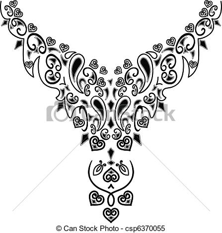 Necklace clipart #8, Download drawings