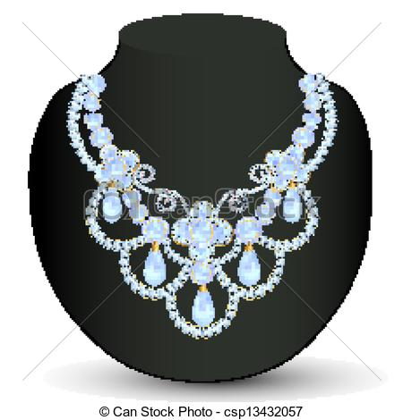 Necklace clipart #20, Download drawings