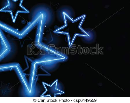 Neon Blue clipart #18, Download drawings