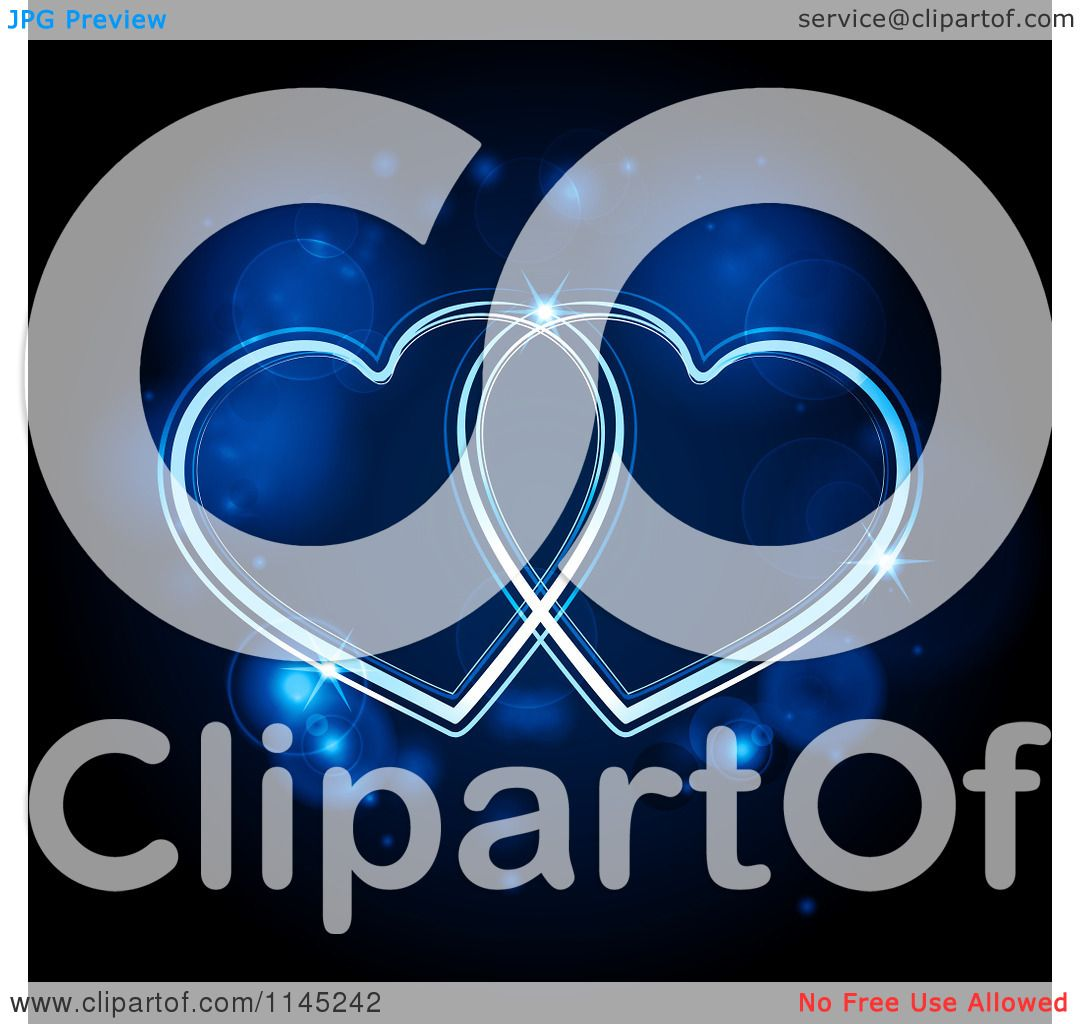 Neon Blue clipart #14, Download drawings