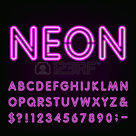 Neon clipart #11, Download drawings