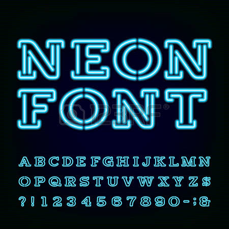 Neon clipart #7, Download drawings