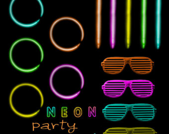 Neon clipart #20, Download drawings