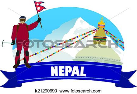 Nepal clipart #18, Download drawings