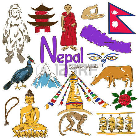 Nepal clipart #16, Download drawings