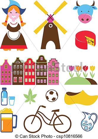 The Netherlands clipart #20, Download drawings