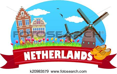 Netherlands clipart #14, Download drawings
