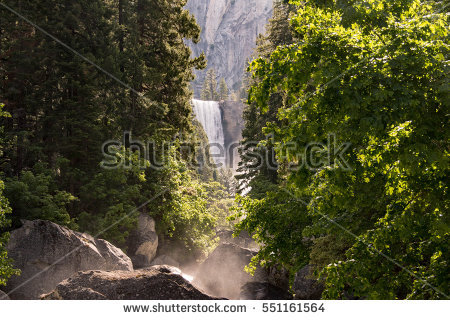 Nevada Fall clipart #4, Download drawings