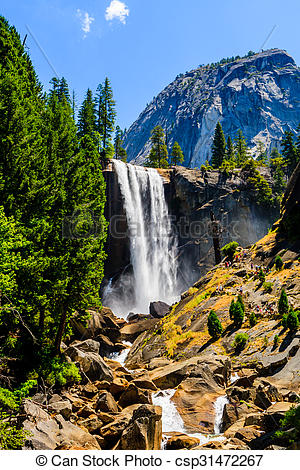 Nevada Fall clipart #17, Download drawings
