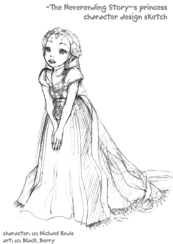 Neverending Story coloring #12, Download drawings