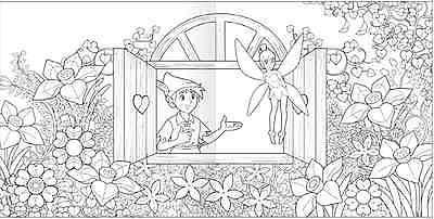Neverending Story coloring #4, Download drawings