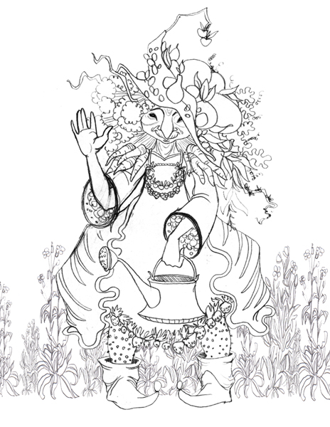 Neverending Story coloring #1, Download drawings