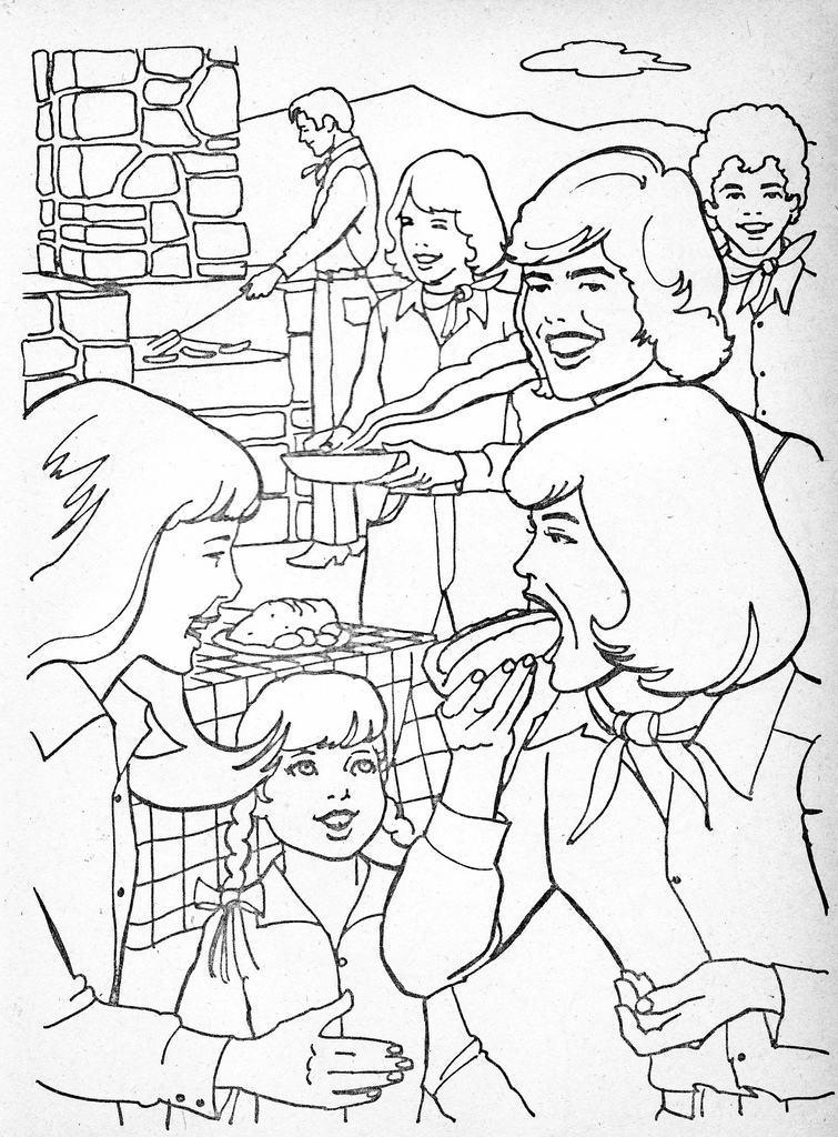 Neverending Story coloring #5, Download drawings