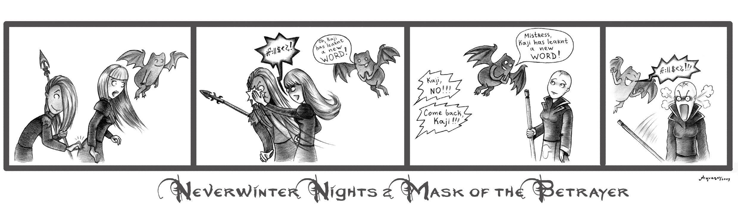 Neverwinter Nights coloring #6, Download drawings