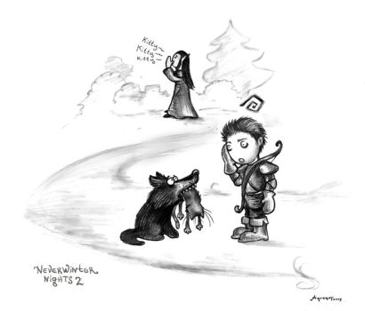 Neverwinter Nights clipart #12, Download drawings