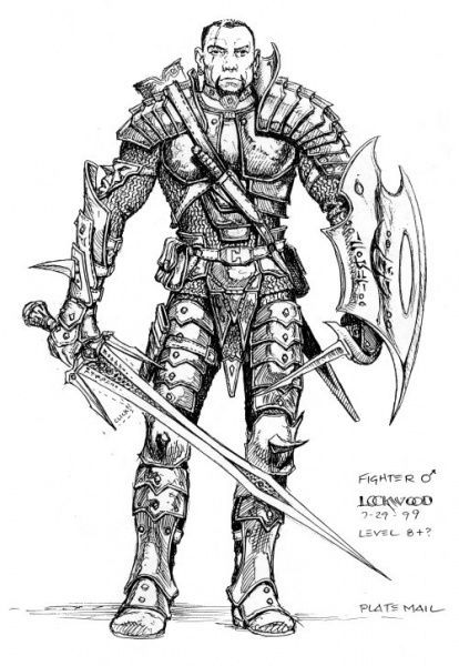 Neverwinter Nights coloring #7, Download drawings