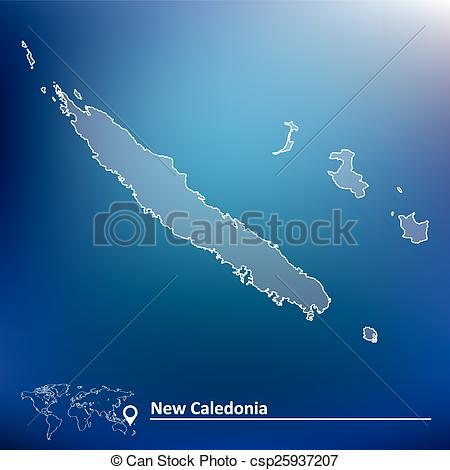 New Caledonia clipart #1, Download drawings