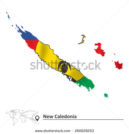 New Caledonia clipart #2, Download drawings