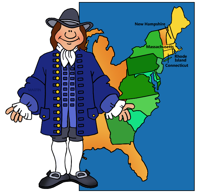 New England clipart #13, Download drawings