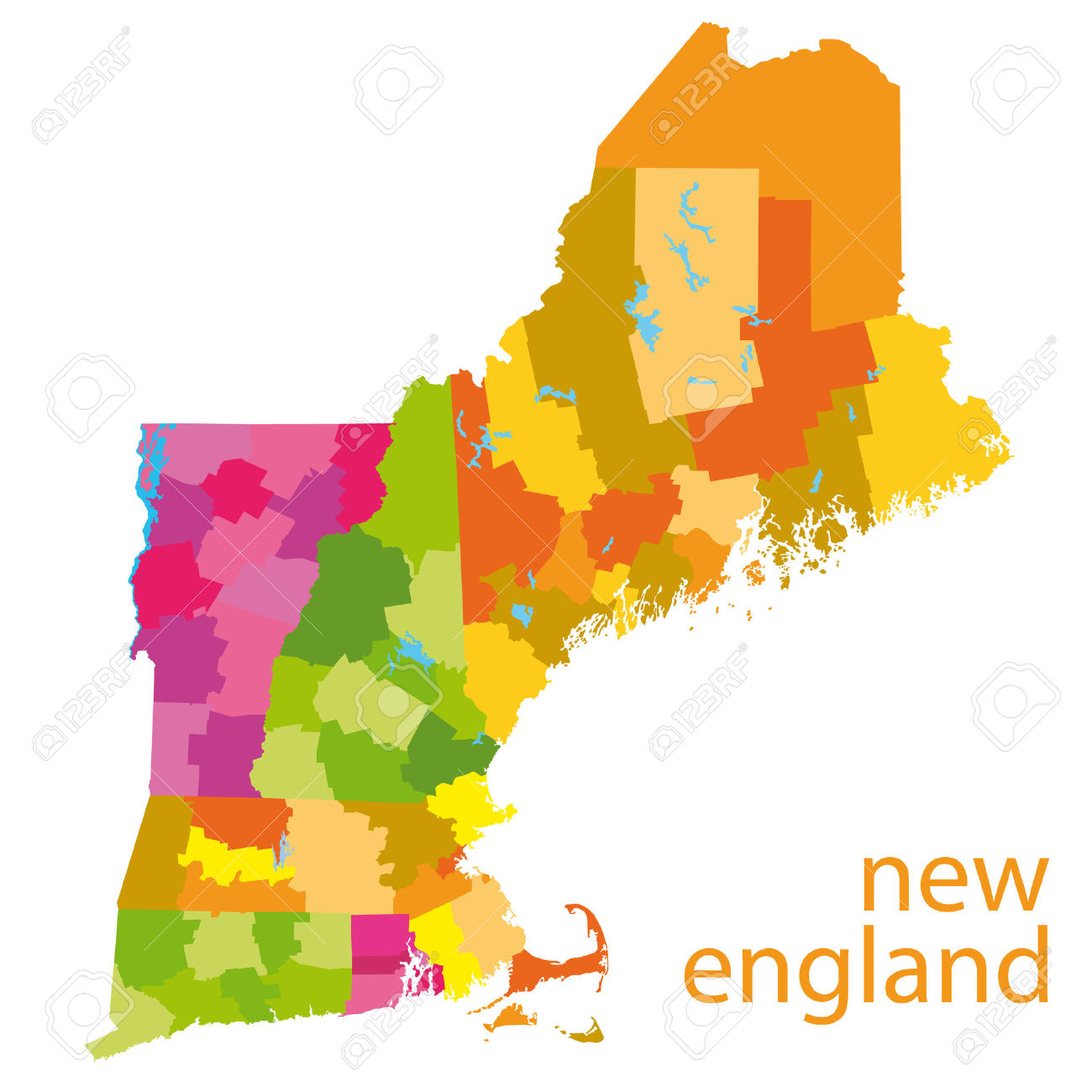 New England clipart #11, Download drawings