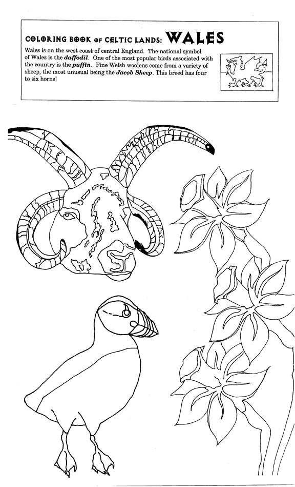New South Wales coloring #5, Download drawings