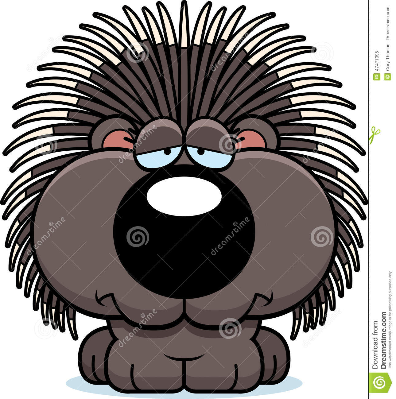 New World Porcupine clipart #10, Download drawings