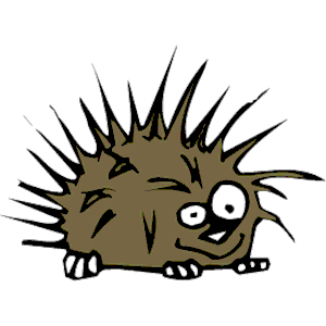 New World Porcupine svg #12, Download drawings