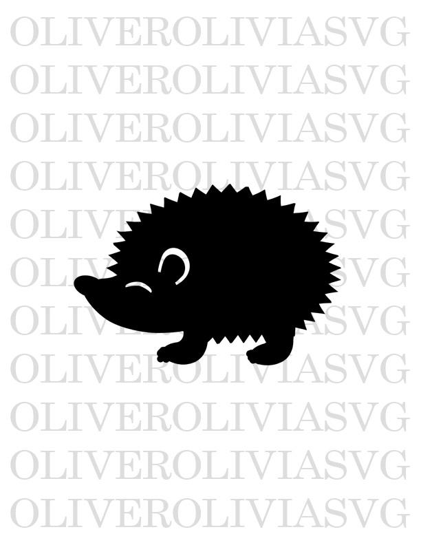 New World Porcupine svg #20, Download drawings