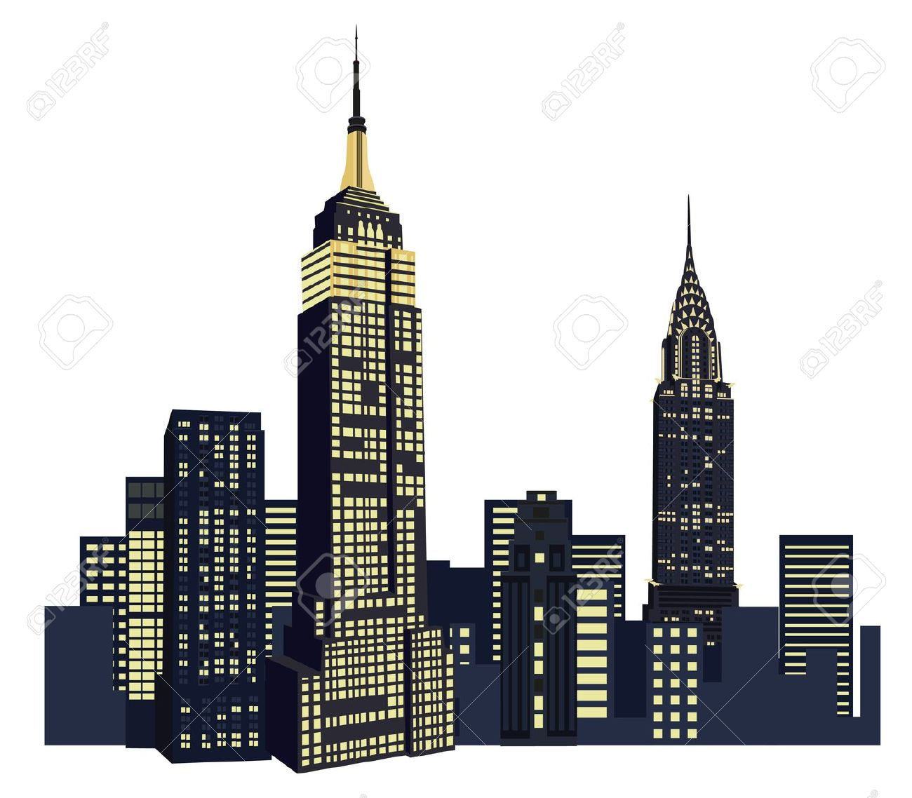 New York clipart #11, Download drawings