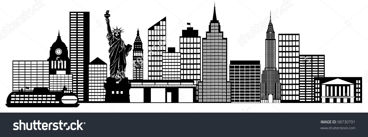 New York clipart #4, Download drawings