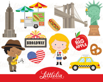 New York clipart #5, Download drawings