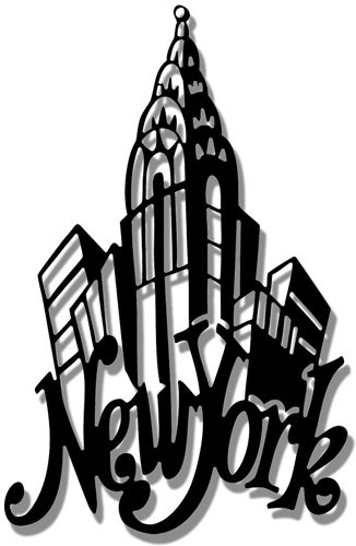 New York clipart #20, Download drawings