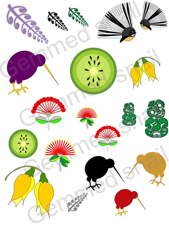 New Zealand clipart #3, Download drawings